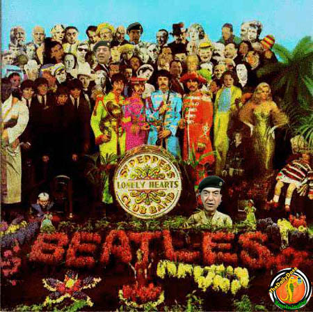 Regected Sgt Peppers Lonely Hearts Club Band Remix Feat Baghdad Bob