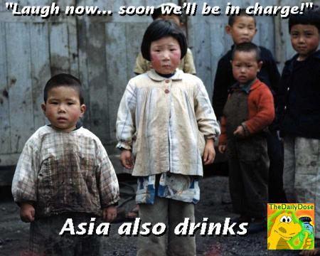 Asian Kids Warn The Daily Dose