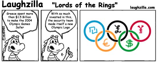 Lords Of The Rings Olympic