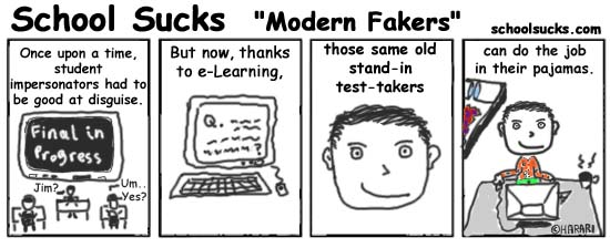 Modern Fakers