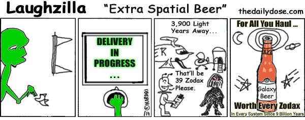 Extra Spatial Beer