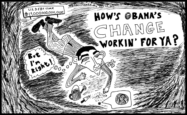 editorial cartoon by laughzilla from may 2011