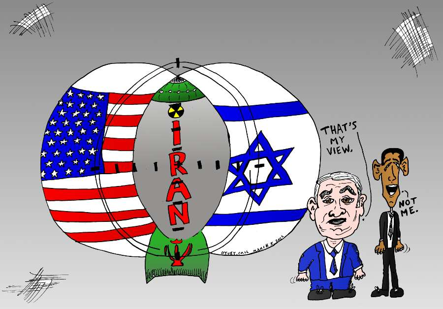 The United States, Israel and their concerns about a Nuclear Iran